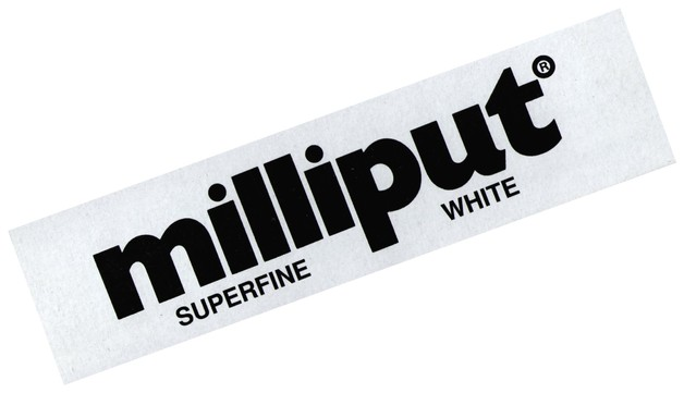 Milliput Superfine Epoxy Putty