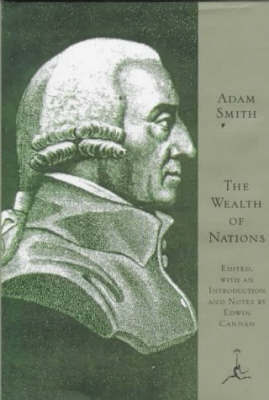Mod Lib Wealth Of Nations by Adam Smith image