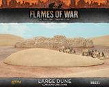 Flames of War - Large Dune