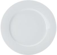 Casa Domani Casual White Rim Side Plate 18.5cm
