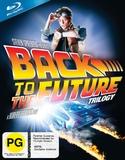 Back to the Future Trilogy: on Blu-ray
