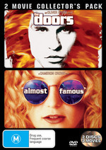 Doors, The / Almost Famous - 2 Movie Collector's Pack (2 Disc Set) on DVD