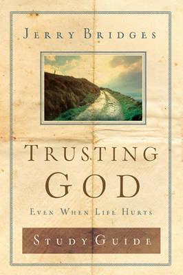 Trusting God by Jerry Bridges image