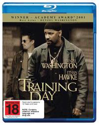 Training Day on Blu-ray