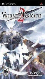 Valhalla Knights 2 for PSP