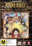 One Piece (uncut) - Collection 43 (Eps 517-528) on DVD