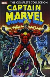Captain Marvel By Jim Starlin: The Complete Collection by Jim Starlin