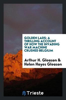 Golden Lads by Arthur H Gleason image