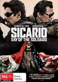 Sicario: Day Of The Soldado on DVD