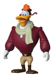 Disney: Afternoon - Launchpad Action Figure