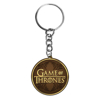 Game of Thrones Logo Keyring
