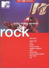 MTV's Video Music Awards - Rock on DVD