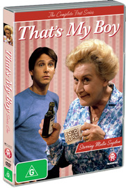 That's My Boy - Series 1 on DVD