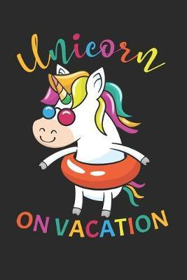 Unicorn on Vacation by Values Tees