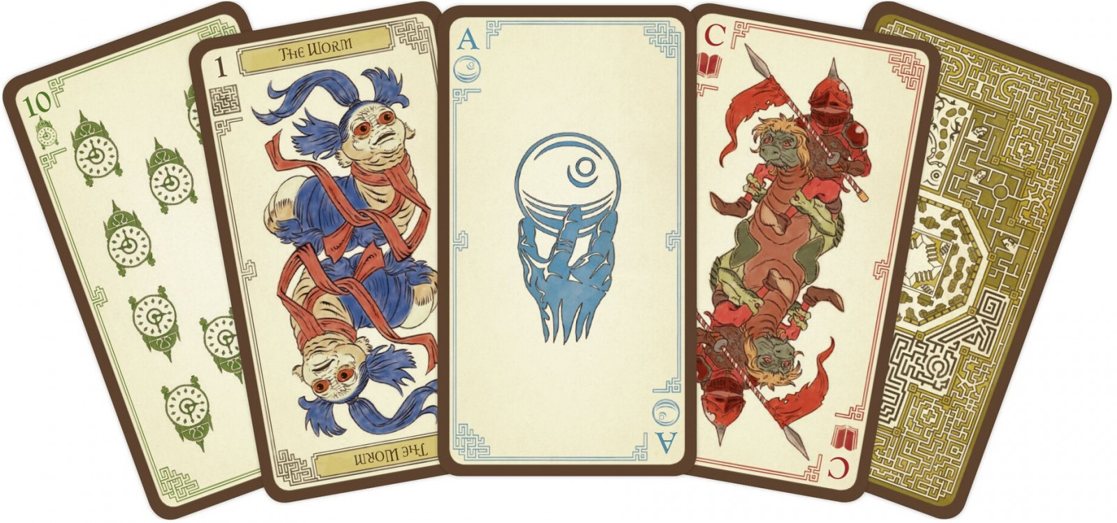 Jim Henson's: Labyrinth - The Card Game image