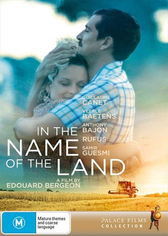 In The Name Of The Land on DVD