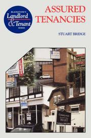 Assured Tenancies by Stuart Bridge