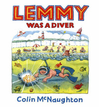 Lemmy Was a Diver by Colin McNaughton image
