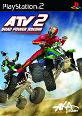 ATV Quad Power Racing 2 for PlayStation 2