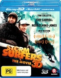 Storm Surfers 3D: The Movie on Blu-ray, 3D Blu-ray
