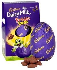 Cadbury: Freddo Egg (122g)
