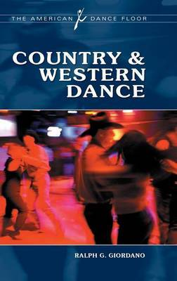 Country & Western Dance by Ralph G Giordano image