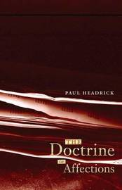 The Doctrine of Affections by Paul Headrick image