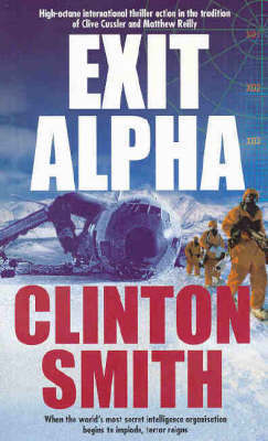 Exit Alpha by Clinton Smith image