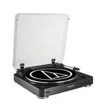 Audio Technica LP60BK Bluetooth Belt Drive Turn Table - Black