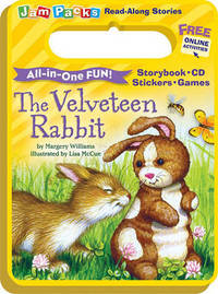 The Velveteen Rabbit: Storybook, CD and Activities by Margery Williams image
