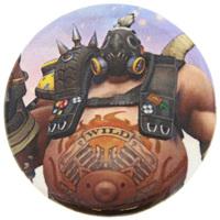 Overwatch Roadhog Button