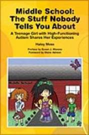 Middle School - The Stuff Nobody Tells You About by Haley Moss image