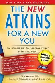The New Atkins for a New You by Dr Eric C Westman image