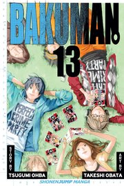 Bakuman., Vol. 13 by Tsugumi Ohba