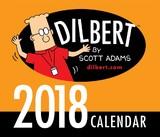Dilbert 2018 Desk Calendar by Scott Adams