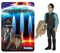 Fifth Element - Zorg ReAction Figure