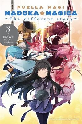 Puella Magi Madoka Magica: The Different Story, Vol. 3 by Magica Quartet