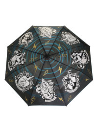 Harry Potter Crests Colour Change Umbrella