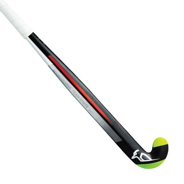"Kookaburra Team Ignite I-Bow 37.5"" Hockey Stick"