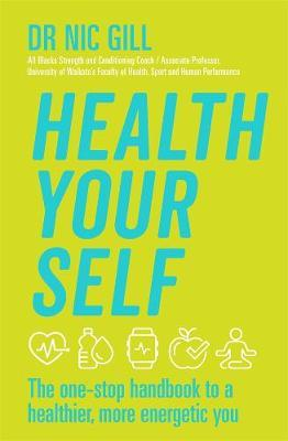 Health Your Self by Nic Gill image