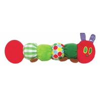 The Very Hungry Caterpillar - Teether Rattle
