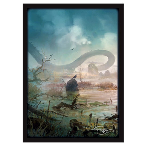 Lands Swamps - Sleeves