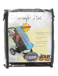 Jolly Jumper: Solarsafe Net for Strollers