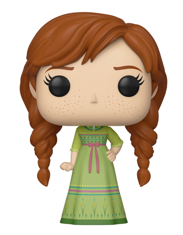 Frozen 2: Anna (Nightgown) - Pop! Vinyl Figure