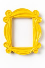 Friends Peephole Photo Frame image
