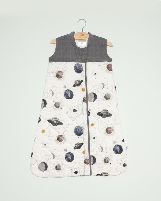 Little Unicorn: Quilted Sleeping Bags - Planetary