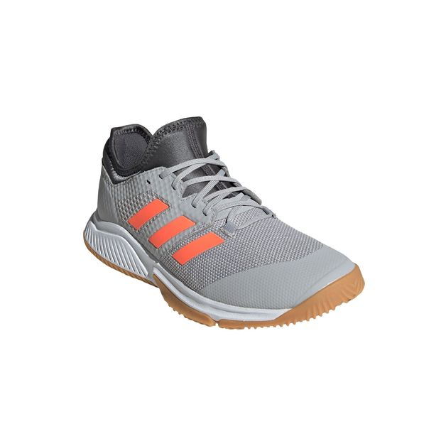 Adidas Court Team Bounce - Grey (US 10.5)