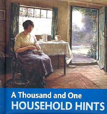 A Thousand and One Household Hints image