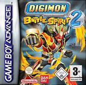 Digimon: Battle Spirits 2 for Game Boy Advance