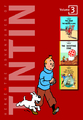 The Adventures of Tintin: The Crab With the Golden Claws #9 / The Shooting Star #10 / The Secret of the Unicorn #11 (3 Complete Adventures in 1 Volume, Vol. 3) by Herge